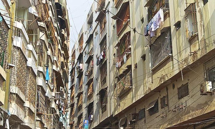 کراچی کی قدیم جڑواں بستیاں کھارادر و میٹھادر