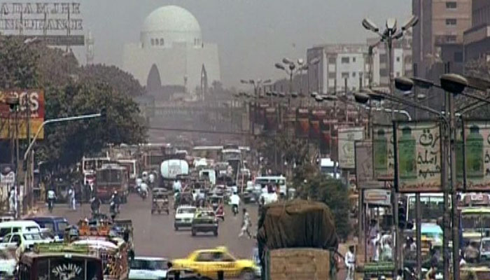 'کراچی' میرا بے ترتیب شہر