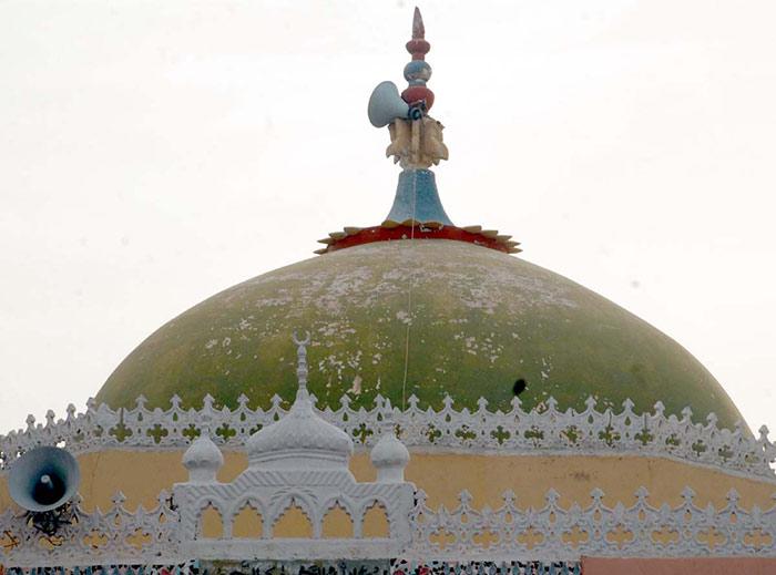 مغلیہ دور کی مسجد ''وار مبارک روہڑی''