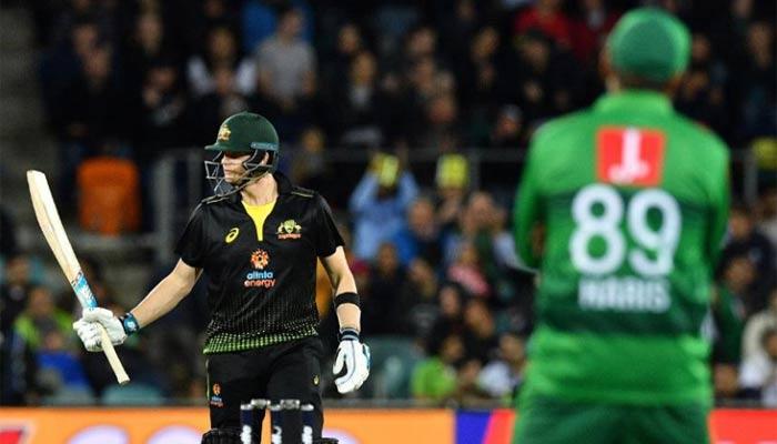 دوسرا ٹی ٹوئنٹی: آسٹریلیا نے پاکستان کو 7 وکٹ سے شکست دے دی