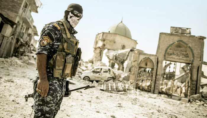 عراق کا حالیہ بحران