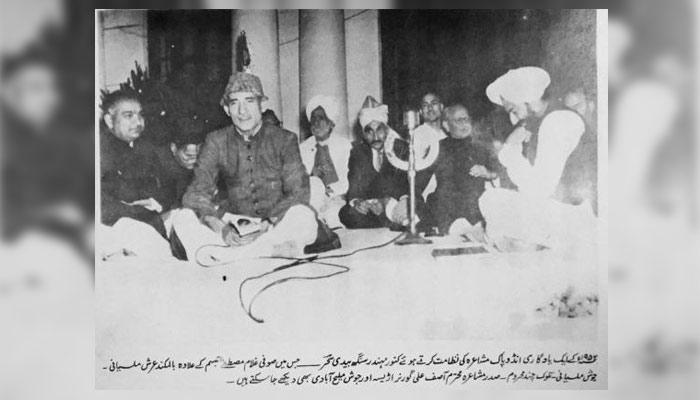 یادوں کے جھروکوں سے 'کنور مہندر سنگھ بیدی جب کراچی آئے'