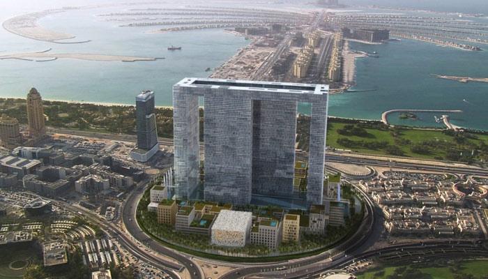 جدید ڈیزائن پر مبنی دلکش عمارتیں