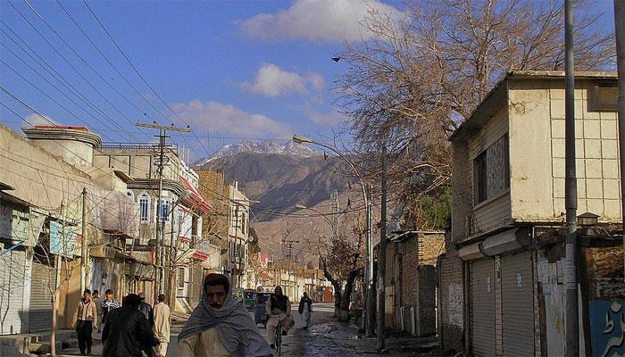 شمالی بلوچستان میں درجہ حرارت نقطہ انجماد سے گرگیا