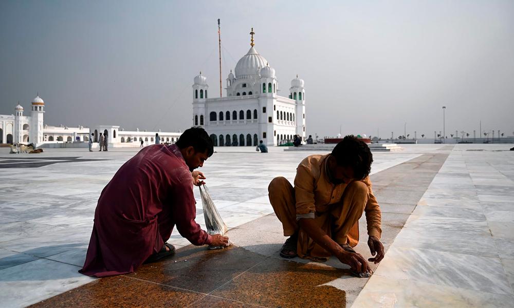 ''کرتارپور، دنیا کا سب سے بڑا گوردوارہ''
