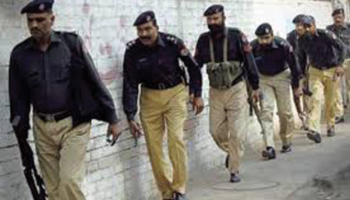 پولیس ان ایکشن