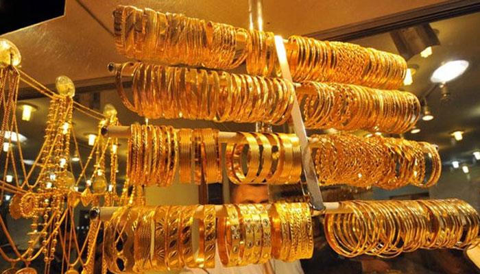 سونے کی فی تولہ قیمت میں 200 روپے کی کمی