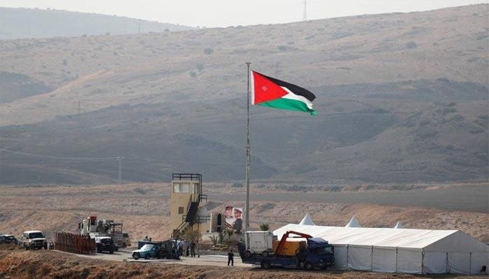 اردن کا اسرائیل سے اپنی زمین واپس لینے کا اعلان