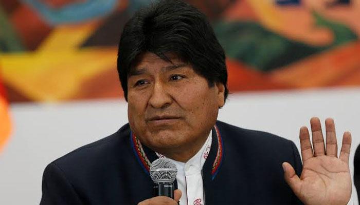 بولیویا کے صدر نے استعفا دے دیا