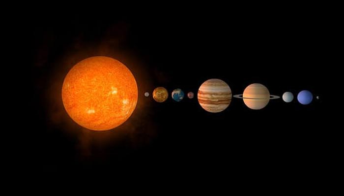 سیارہ عطارد آج زمین اور سورج کے درمیان آئے گا