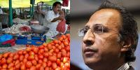 Finance Adviser Thinks Tomato Price Is Rupees 17 Kg