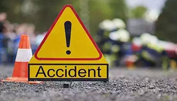 میرپورخاص: موٹرسائیکل کو حادثہ، 4 افراد جاں بحق