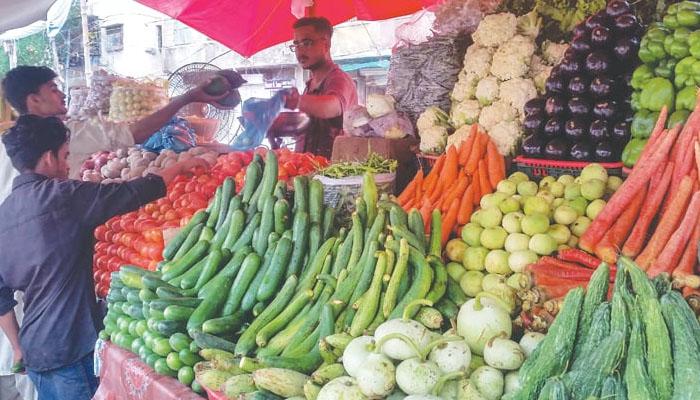 ملک بھر میں سبزیوں کی قیمتیں آسمان پر
