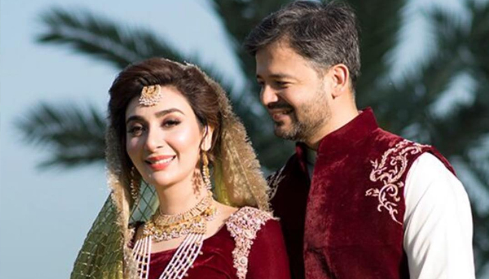 عائشہ خان کے ہاں بیٹی کی پیدائش