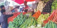 Vegetable Prices Still High
