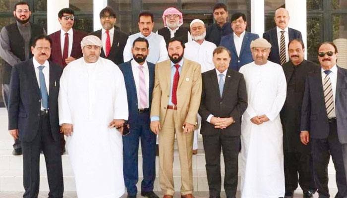 سفیر پاکستان پاکستانی اسکول بند ہونے سے بچانے لے لیے او پی ایف کو متحرک کریں