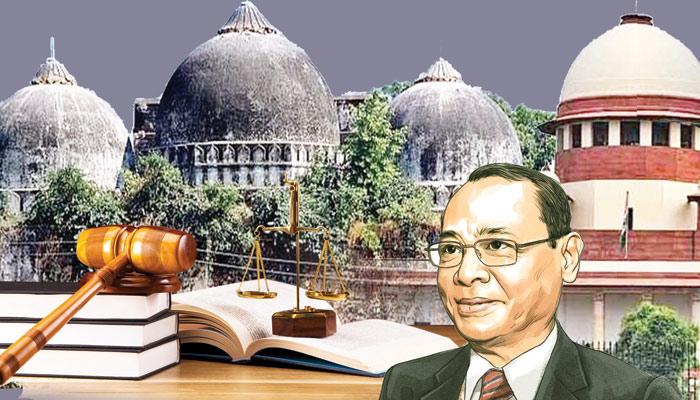 بابری مسجد پر بھارتی عدالت کا فیصلہ