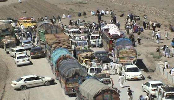 Jui F Blocks Quetta Chaman Highway As Part Of Plan B