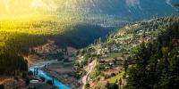 Global Media Praises Northern Areas Of Pakistan