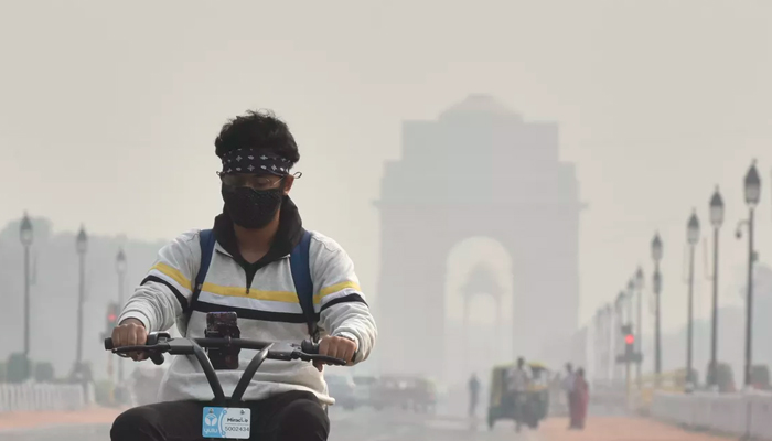 نئی دہلی فضائی آلودگی، اسکول 2 دن کیلئے بند