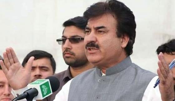 Maulana Fazal Ur Rehmans Sit In Failed Shaukat Yousafzai