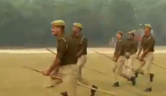 India Police Weird Practice