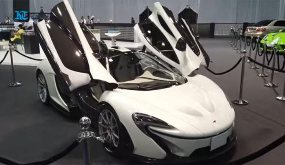 Dubai 15th Annual International Motor Show Organized