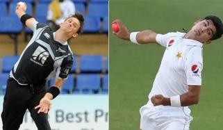 Naseem Shah A Pakistani Shane Bond