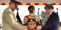 Army Chief Visited Armoured Corp Centre Noshera