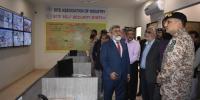 Dg Rangers Visits Site Association Of Industries Karachi