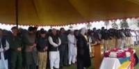 Dsp Rural Ctd Killed In Peshawar Firing