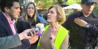 Journalists Gave Chase To This Mayor During An Interview In Chile