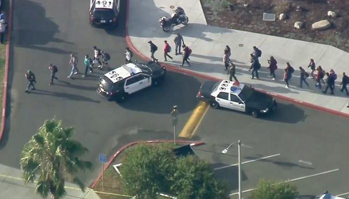 امریکا، اسکول میں فائرنگ سے 2 طالب علم ہلاک