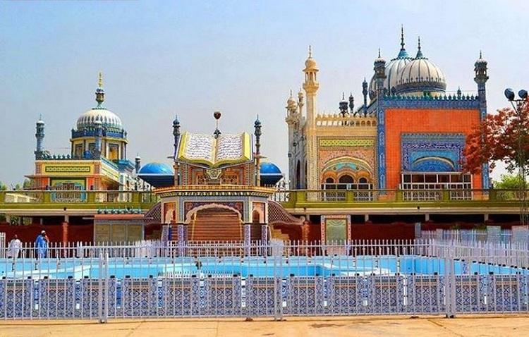 پاکستان کی مشہور اور خوبصورت  مساجد