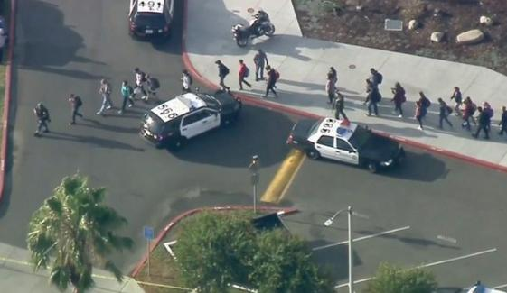 Shooting In California School Kills Two