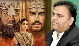 Chaudhry Fawad Hussain Slams Sanjay Dutts Panipat