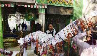 Dargah Where Scorpion Do Not Sting