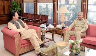 وزیر اعظم سے آرمی چیف کی اہم ملاقات
