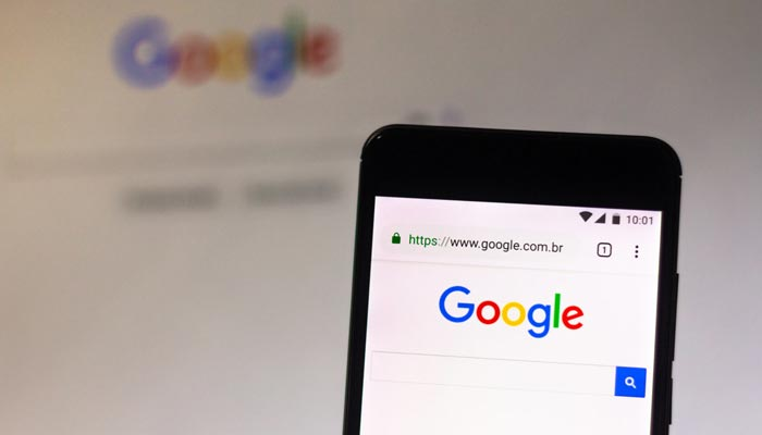 گوگل خود ویب سائٹس کو آگے نہیں آنے دیتا، رپورٹ