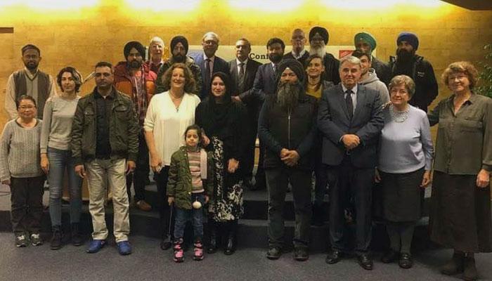 عالمی برادری مقبوضہ کشمیر میں انسانی حقوق کی پامالیاں نظرانداز نہ کرے، علی رضا سید