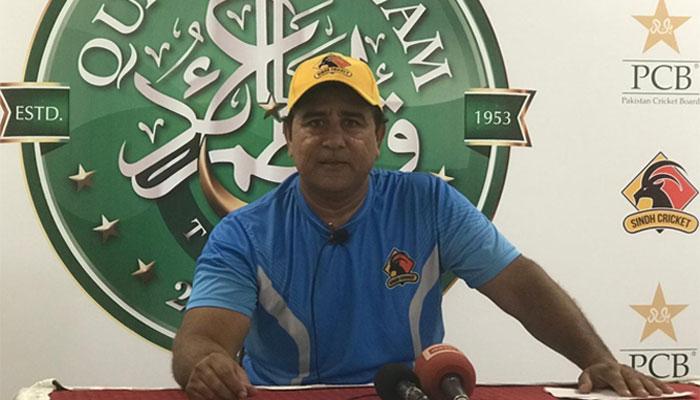 قائد اعظم ٹرافی: سندھ کی ٹیم میں کوئی اختلاف نہیں، اعظم خان