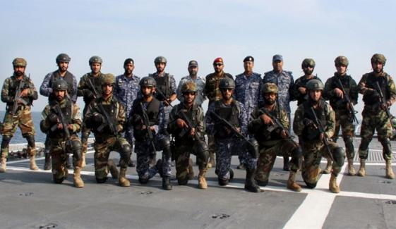 Pakistan Navy And Royal Bahrain Navy Excercise Shaheen Aljazeera Ended 2019