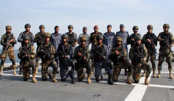 Pakistan Navy And Royal Bahrain Navy Excercise Shaheen Aljazeera Ended 2019