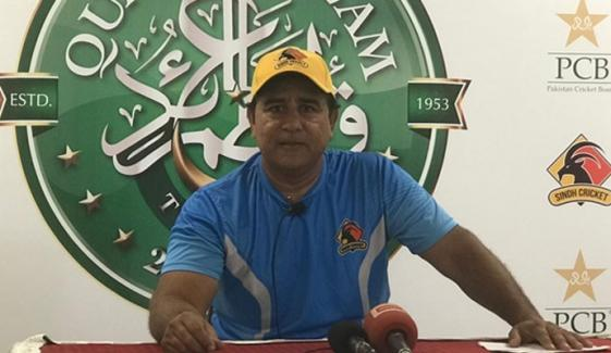 Quaid E Azam Trophy No Differences In Sindh Team Azam Khan
