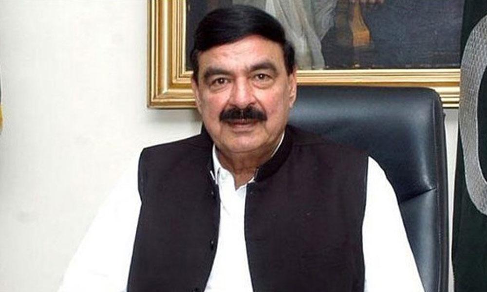 کراچی سرکلر ریلوے حکومت سندھ کو دینے کو تیار ہیں، شیخ رشید