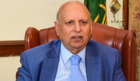 Pakistan Army Bring Peace In Country Chaudhry Sarwar