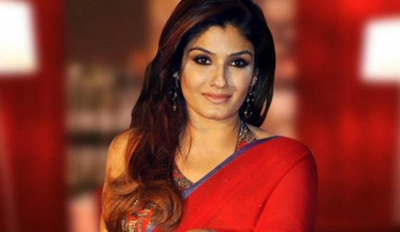 Raveena Tandon Praises Paksitan