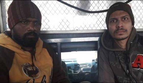 Two Indian Citizen Arrested From Bahawlapur Cholistan Desert