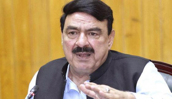 Sheikh Rasheed Ahmed Faces Gastric Trouble