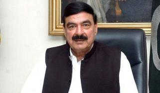 Sheikh Rasheed Ahmed Media Talk